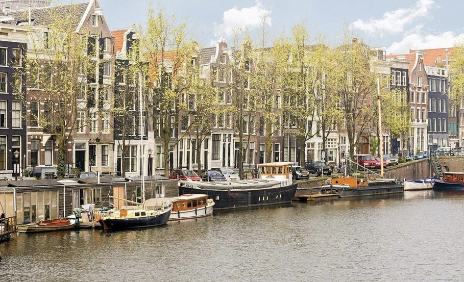 Luxury Central Amsterdam Apartment