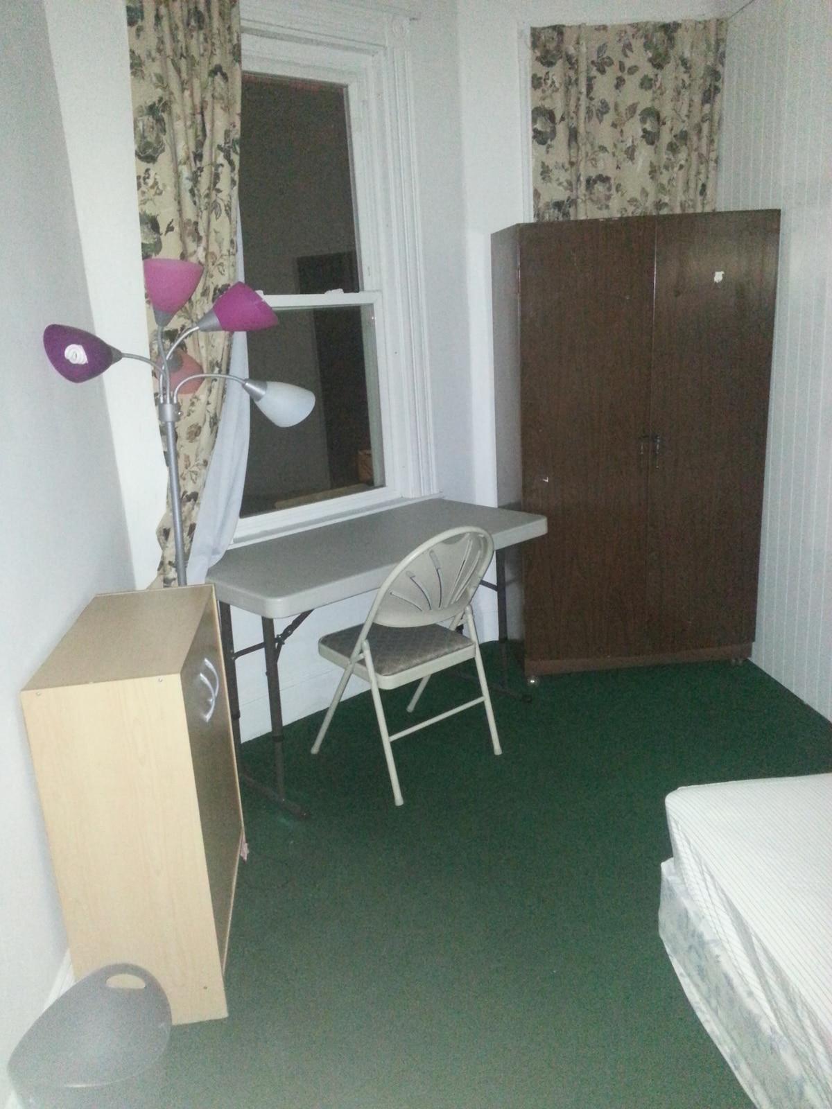 Best safe location 2nd floor room 2