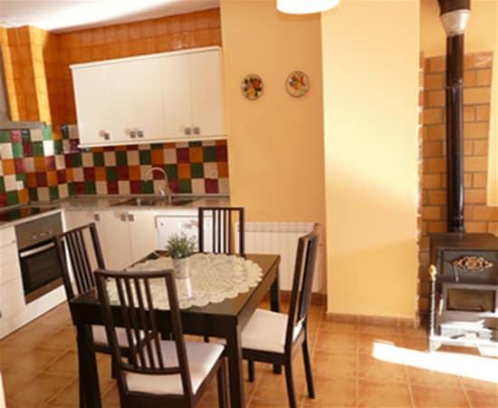Apartamento 2h. Sierra  Albarracín.