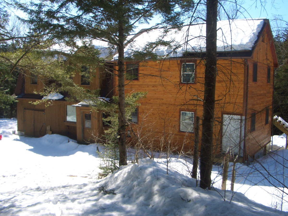Marlboro,Vermont Woodland Retreat