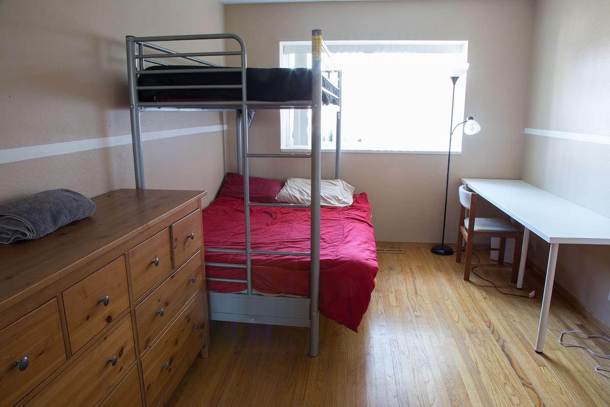 Private room in Cupertino! BR4