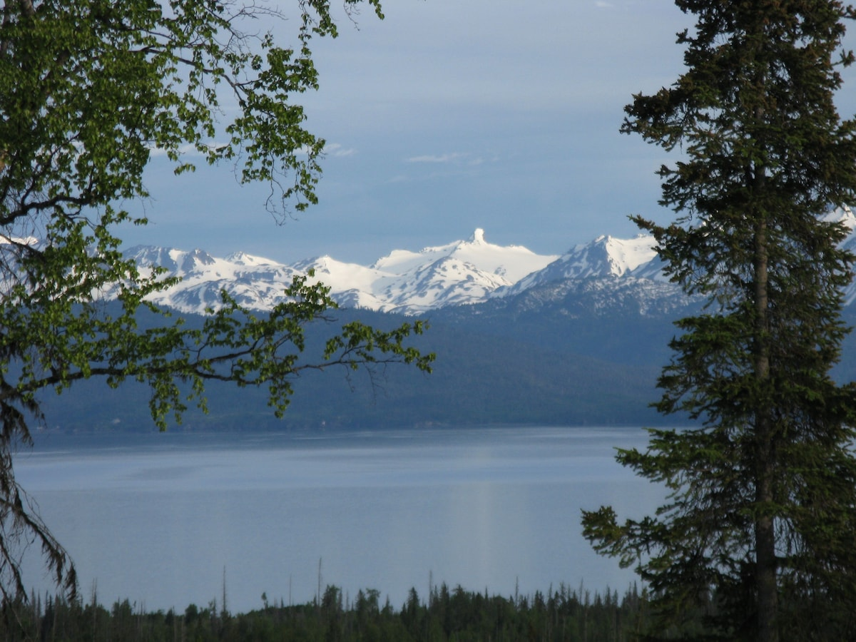 Views of Kachemak Bay, Raven's Nest