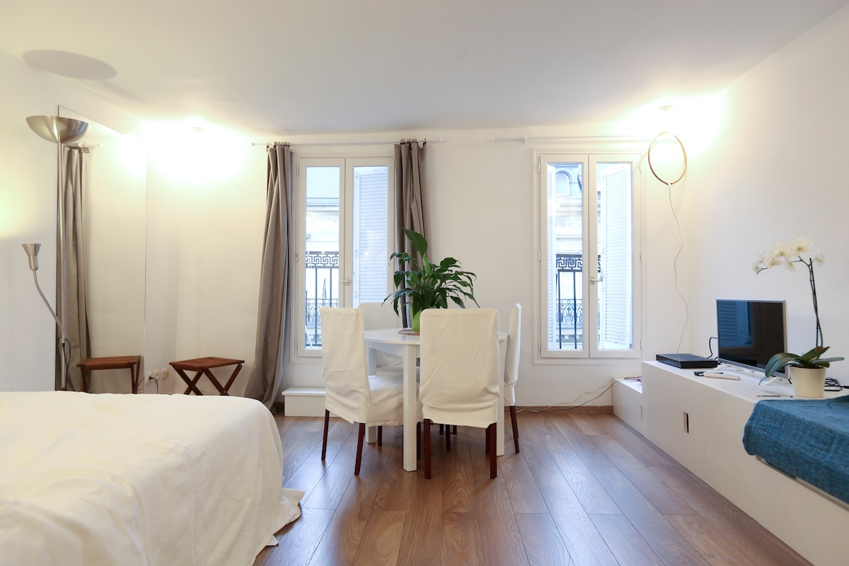 Great & cosy apt in heart of Paris
