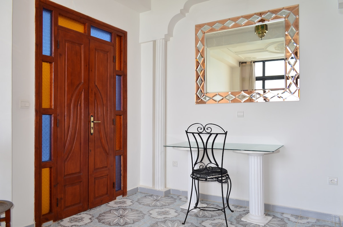 Accommodation at Taghazout Morocco