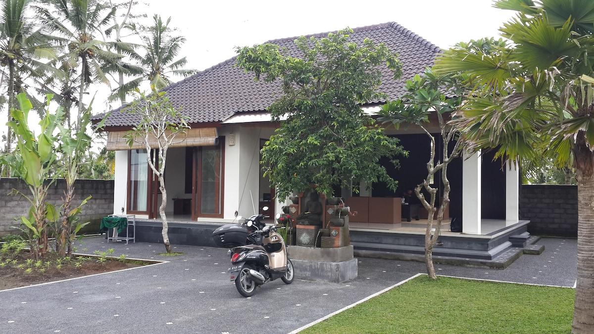 UBUD Bali - Tampaksiring Villa
