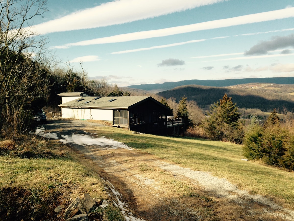 Lost River Mountaintop Views 3 BR