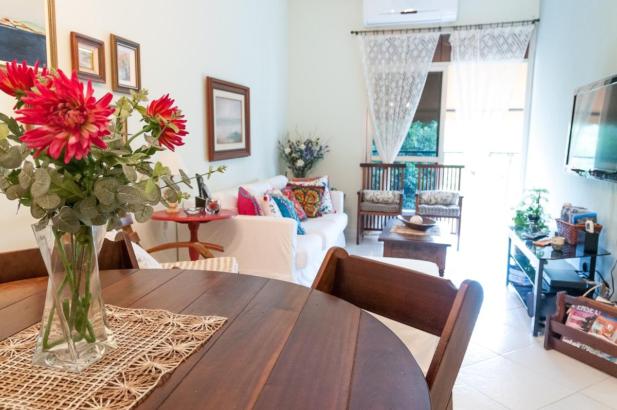 Beautiful Private Room Maracanã