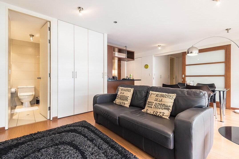 Modern apartment 1 in Barranco-Lima