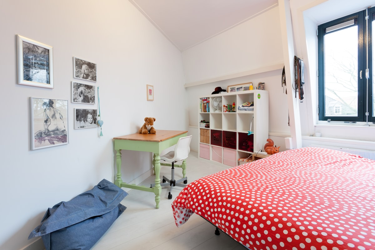 Bovenwoning in hartje Nijmegen-Oost