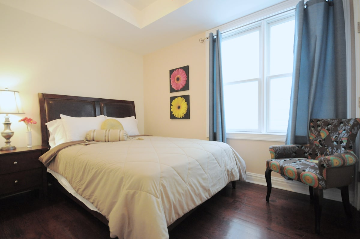 NYC Top Deal a queen size bed