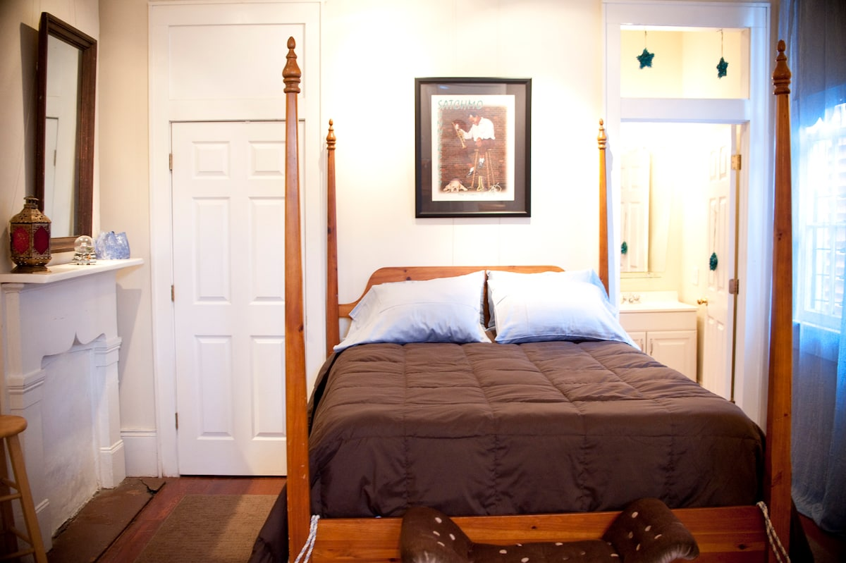 Enjoy your stay surrounded by New Orleans Artists.