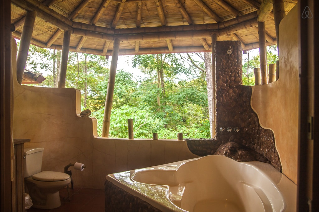 Rainforest Paradise Princess Suite
