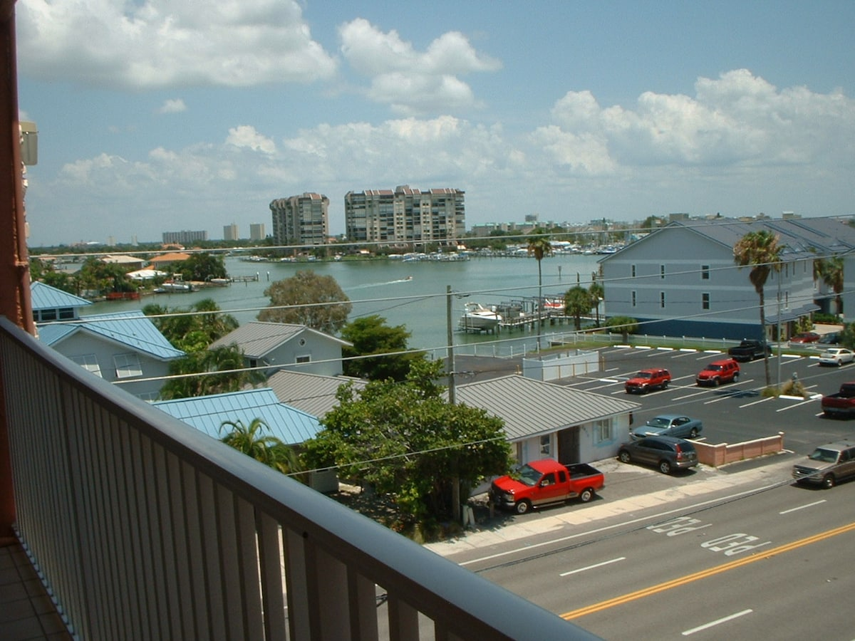 BayView from Balcony