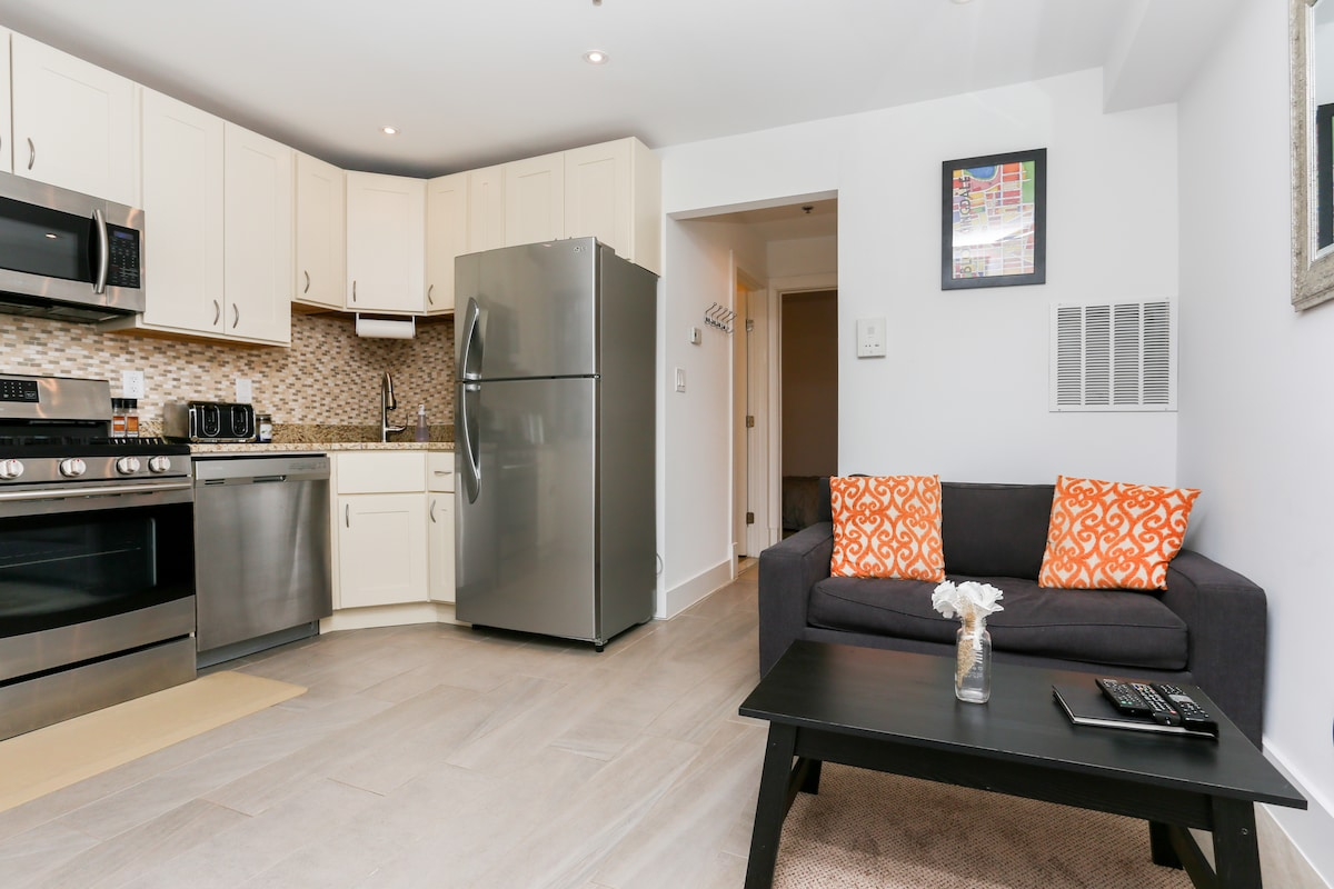 Gorgeous Renovated Apartment in DC!