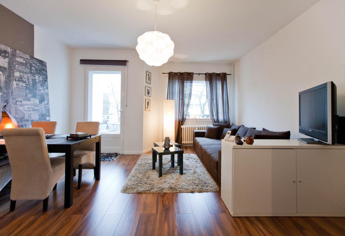 New! City apartment Ku'damm 5 min