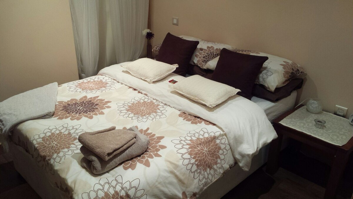 Your beautiful and comfortable bed! :)