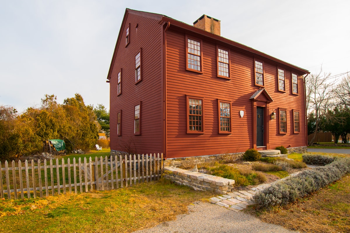 Capt. Peter Greene House - 1723