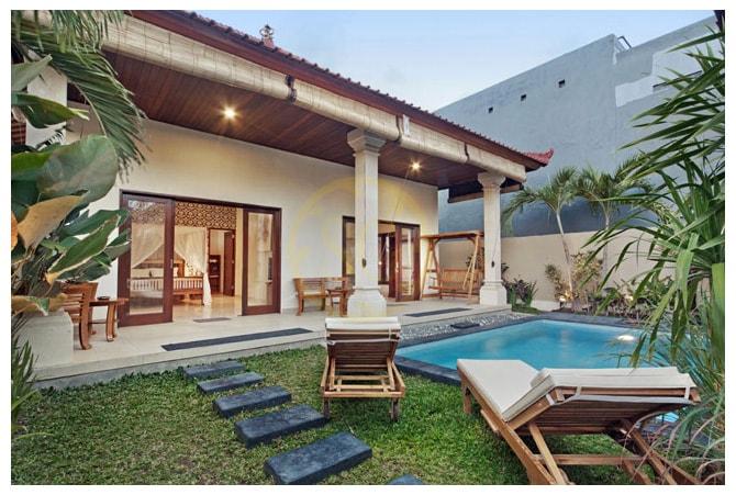Central Location 2BR Villa Oberoi