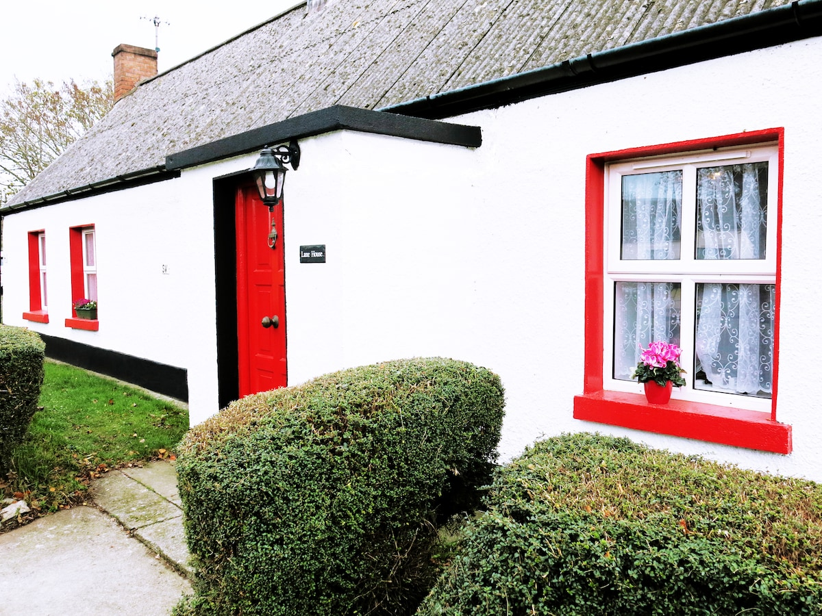 Beautiful Traditional Irish Cottage
