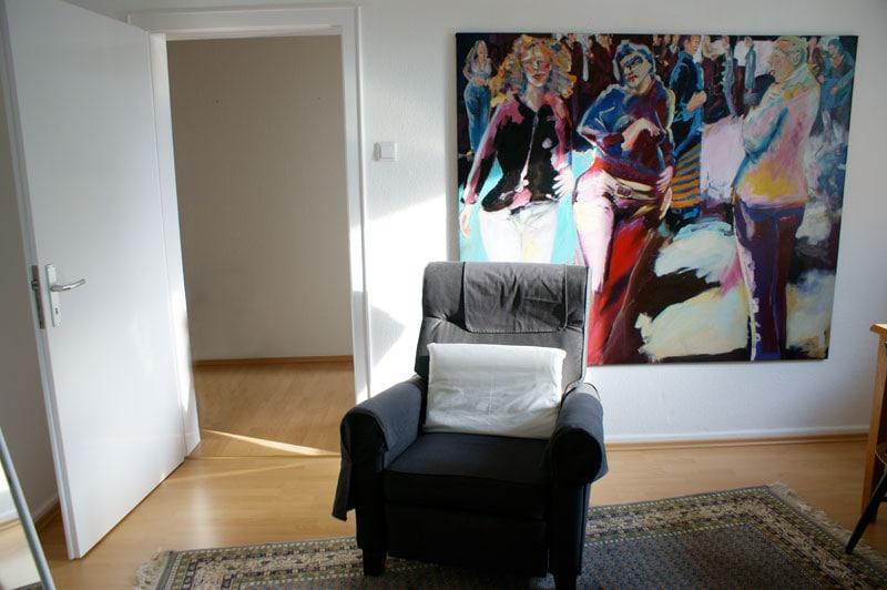 Zimmer Ost für Monteure u. Urlauber