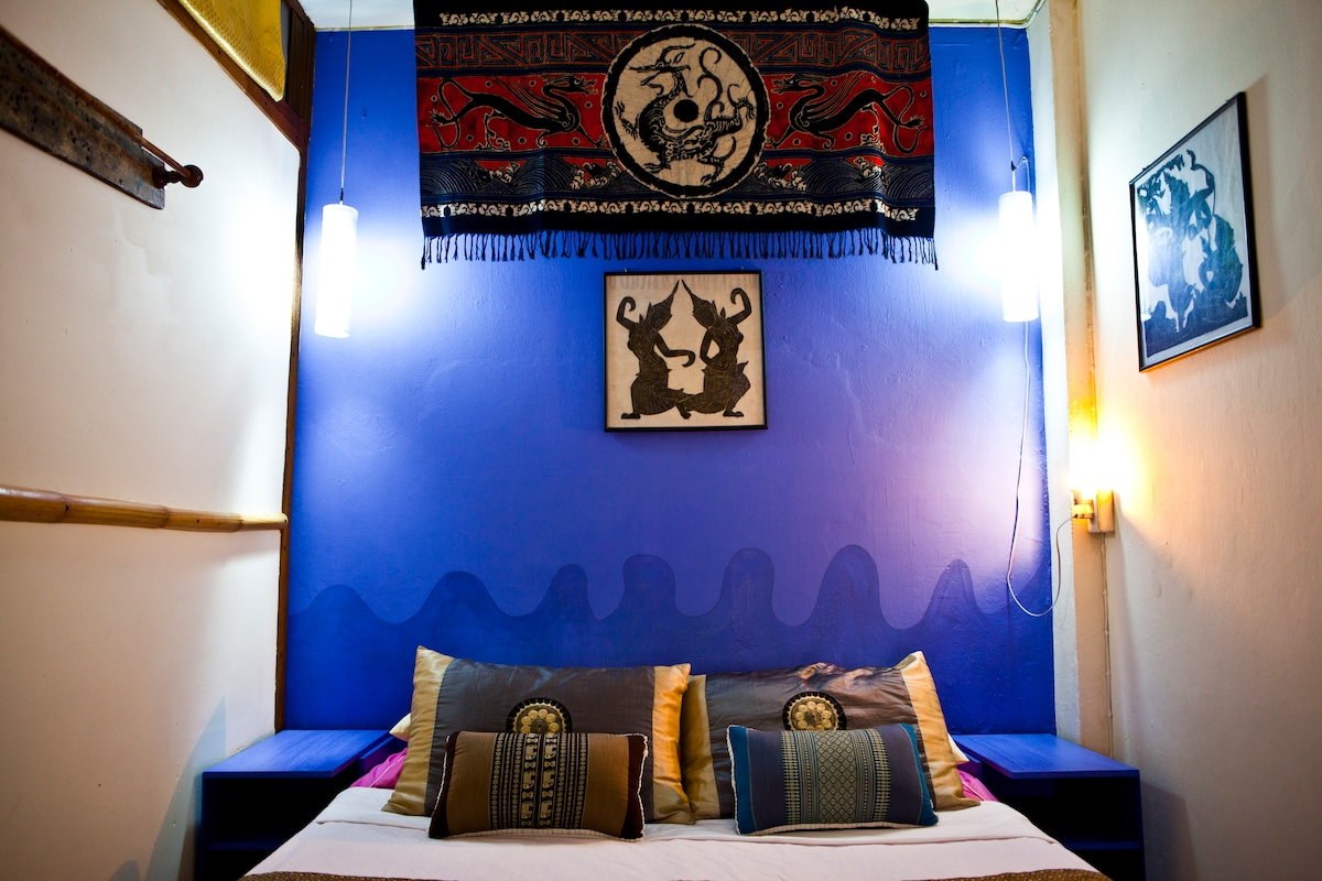 Saphan Taksin BTS Air Wifi 5 Rooms