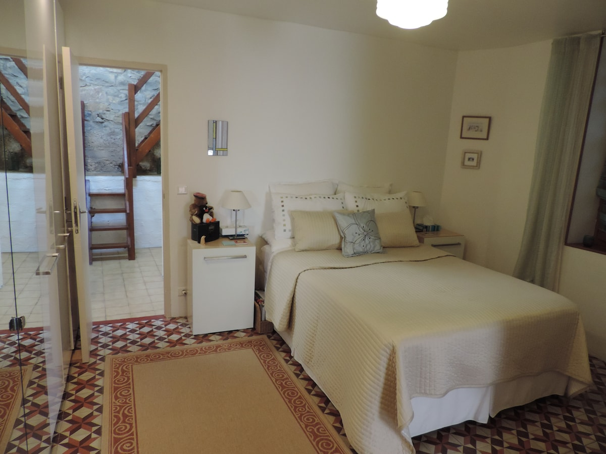 Comfortable rooms in village house