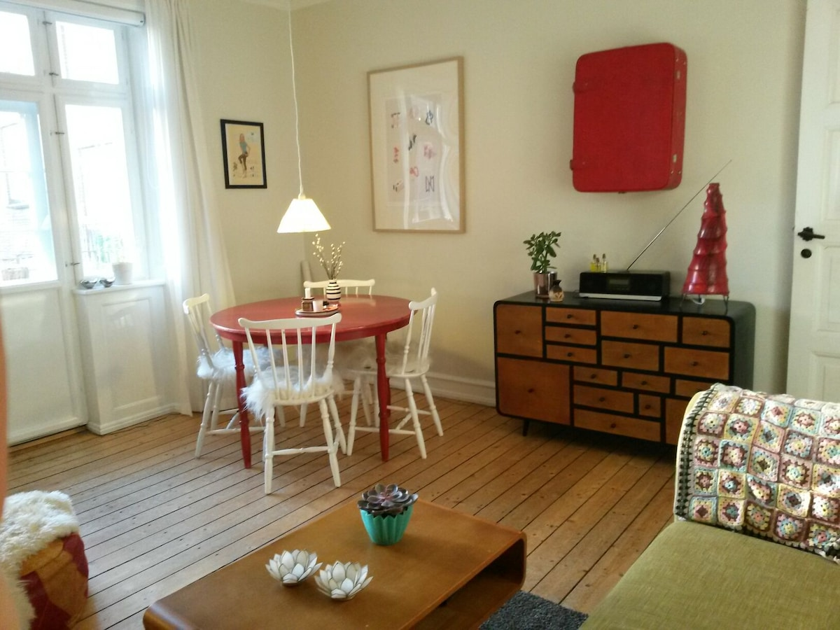 Great apt. in the heart of Cph