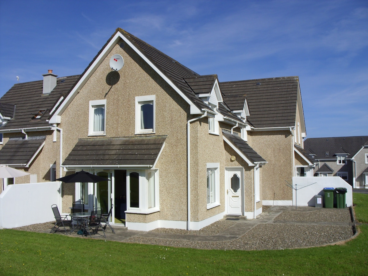 Kilkee Holiday Home 3 bed, sleeps 5