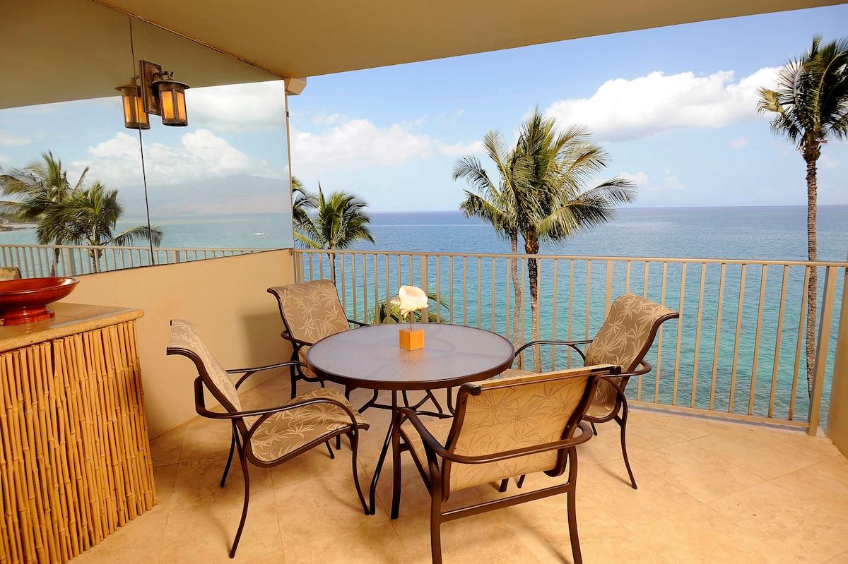 Delux Beachfront Royal Mauian 2 BR