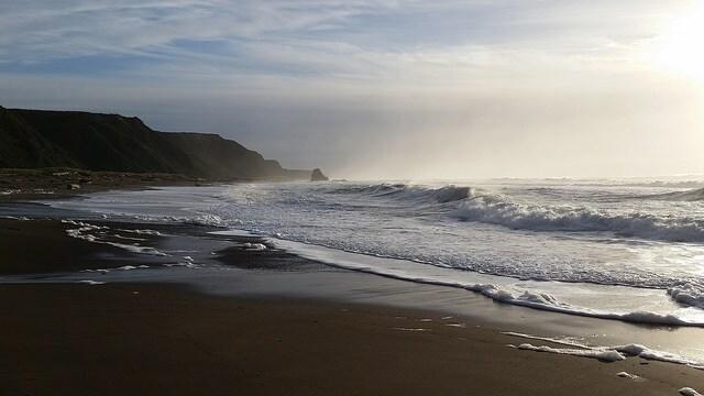 Artist Retreat Overlooking Pacific