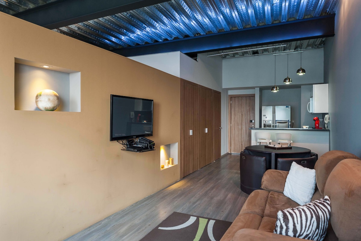 Luxury Loft in the Best Av