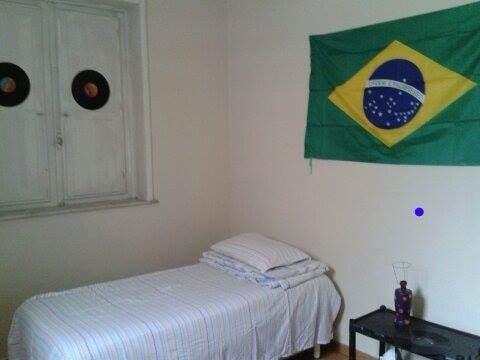 Budget room in Rio de Janeiro
