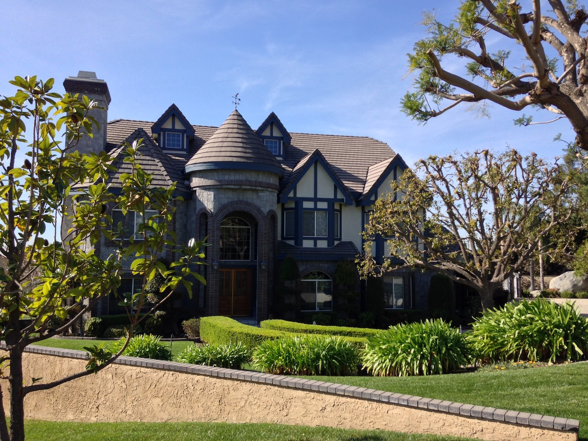 Luxury Mansion - Centrally Located