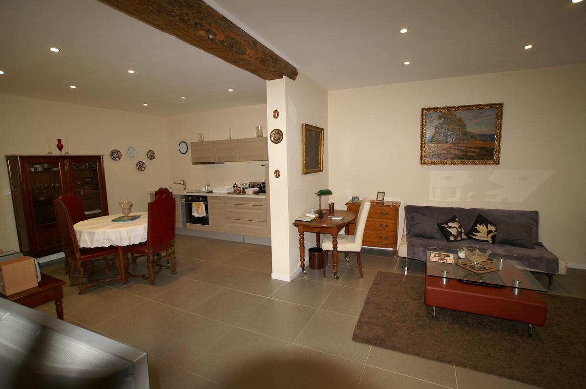 Appartement dans maison de charme