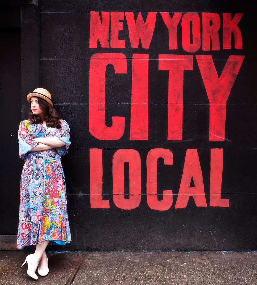 Anna from New York