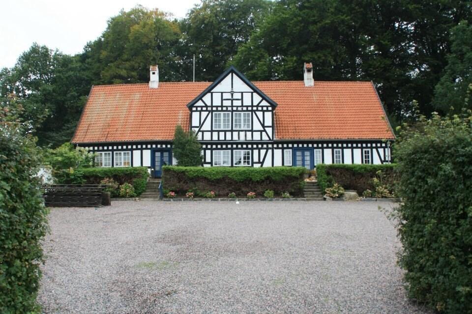 Historisk hus fra 1827