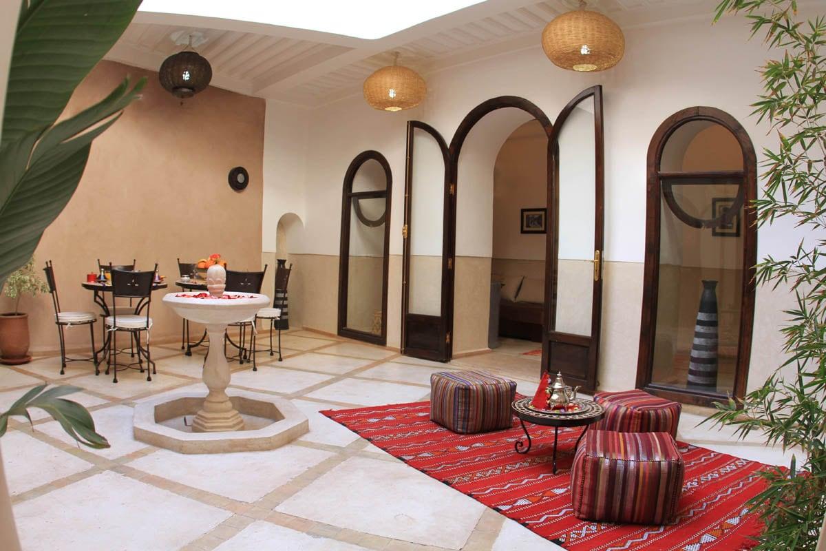 Riad GHEMZA Marrakech