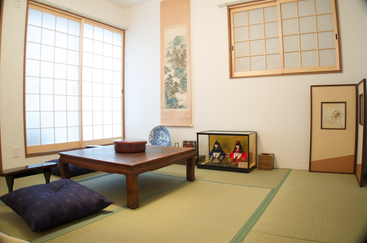 New Apt! JAPAN STYLE ROOM in Kyoto