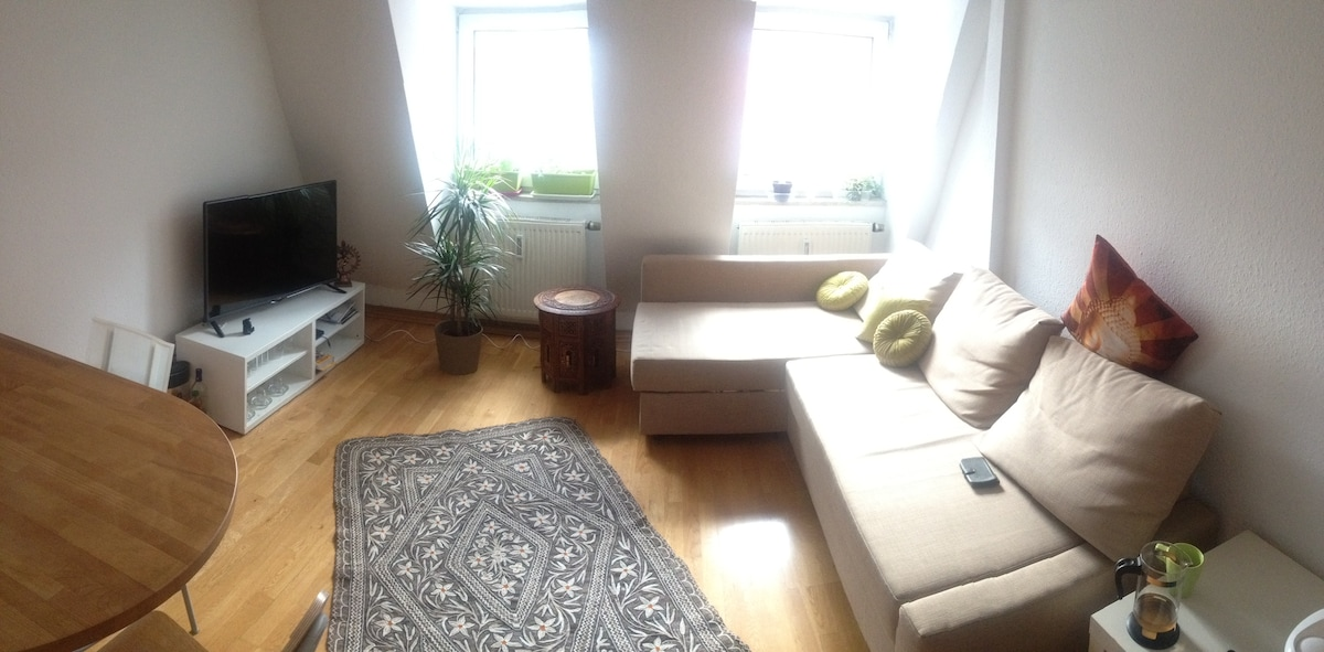 Cozy room - 10min to centre
