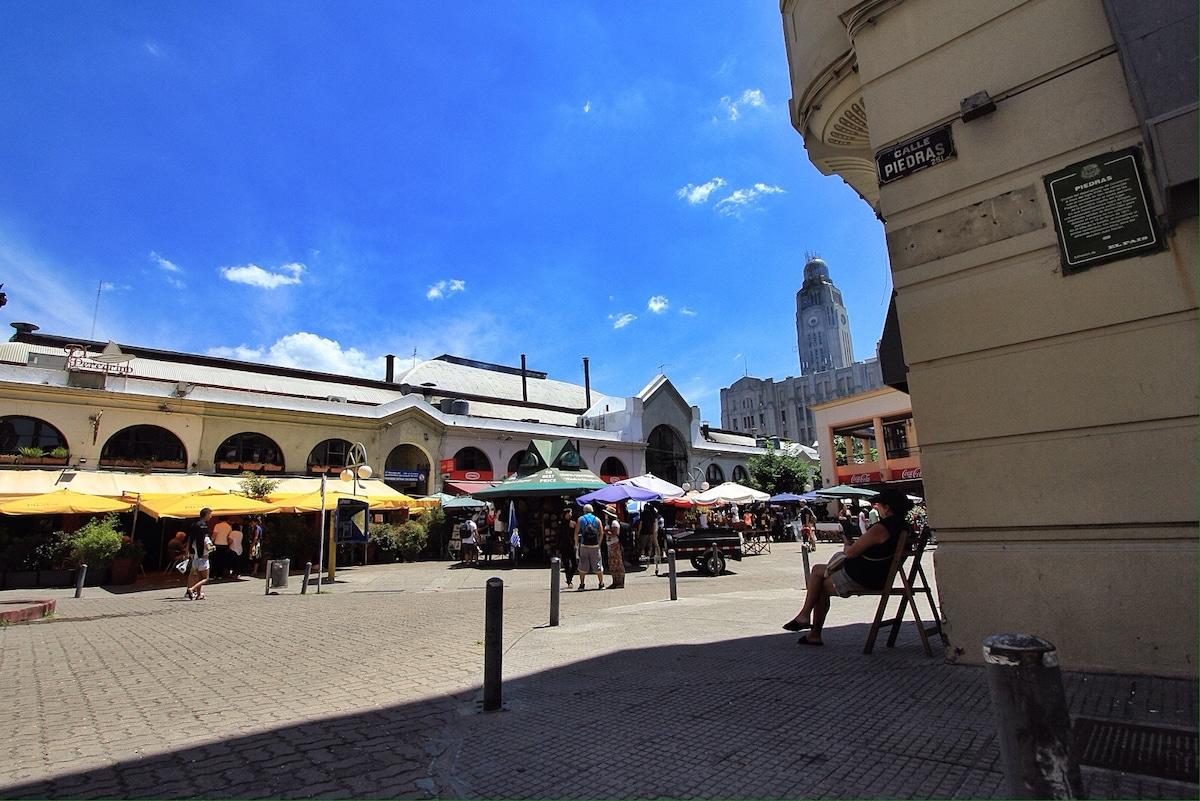 El punto mas turístico del Downtown