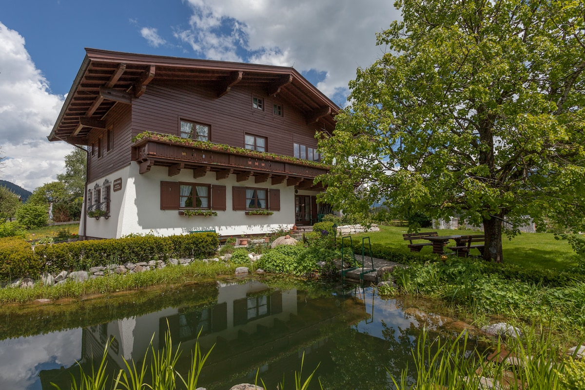 Holiday home near Zell am See WLAN