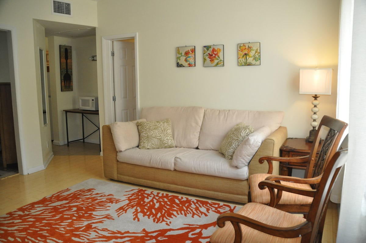 Enjoy relaxing in the living room!