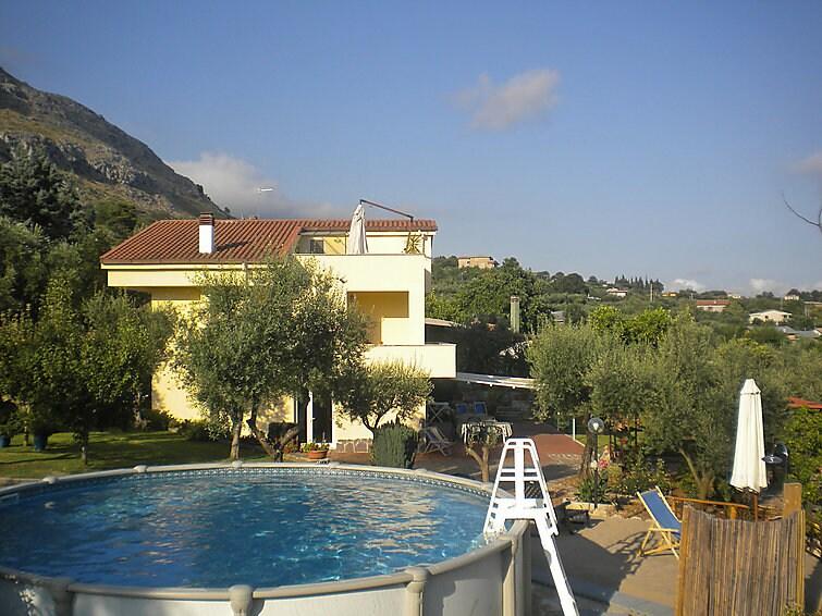 Villa Eva. Eva's home