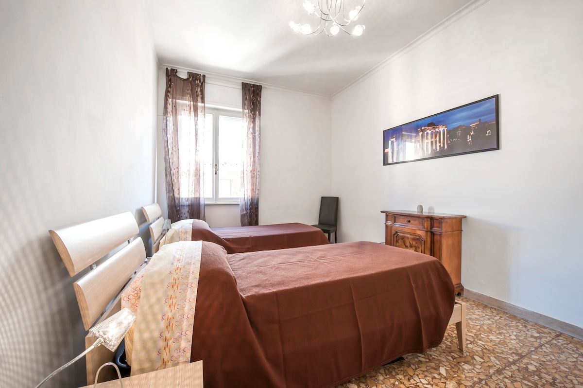 Rome cheap and pleasant wifi
