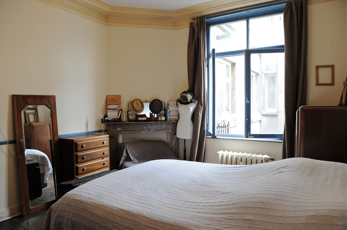 Lovely & Quiet Room at Brussels