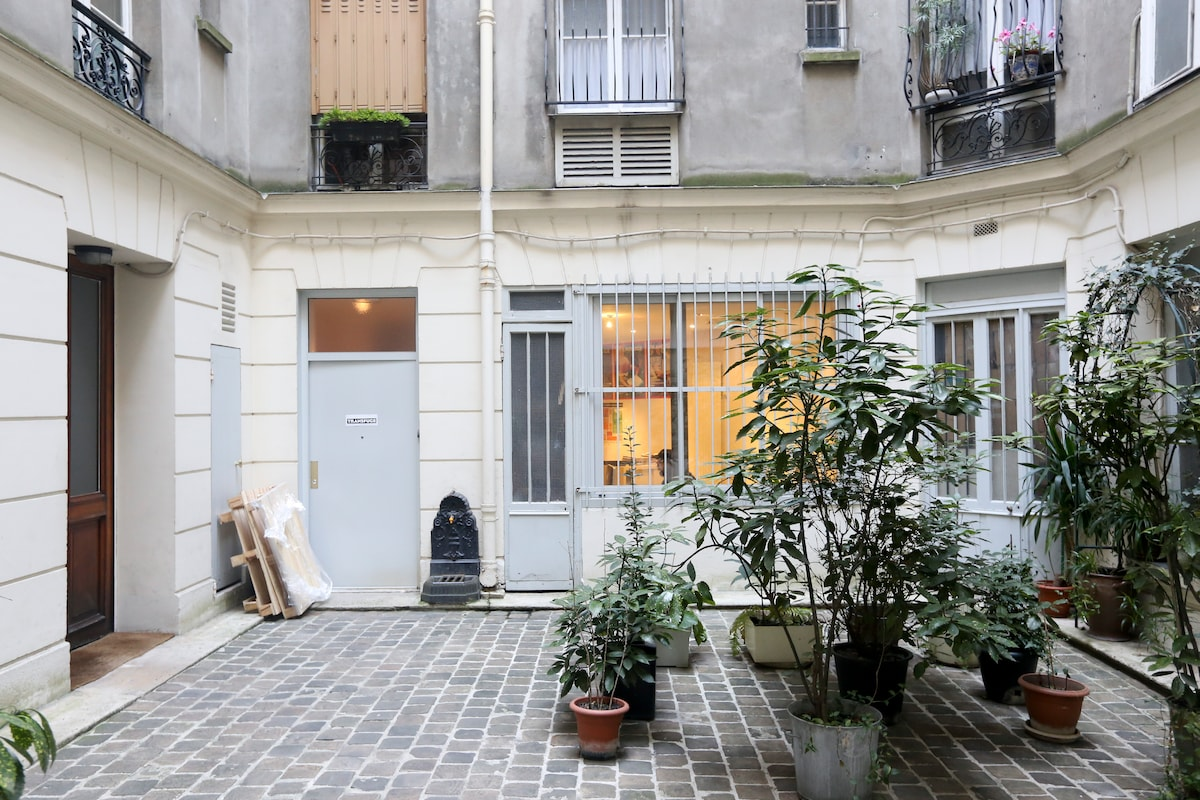 Beautiful flat near Montmartre!