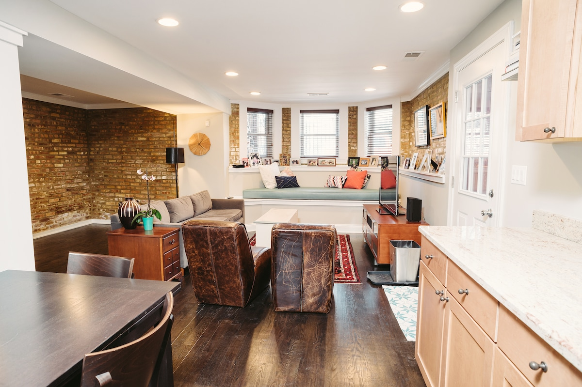 Spacious Guest Suite in Lincoln Sq.