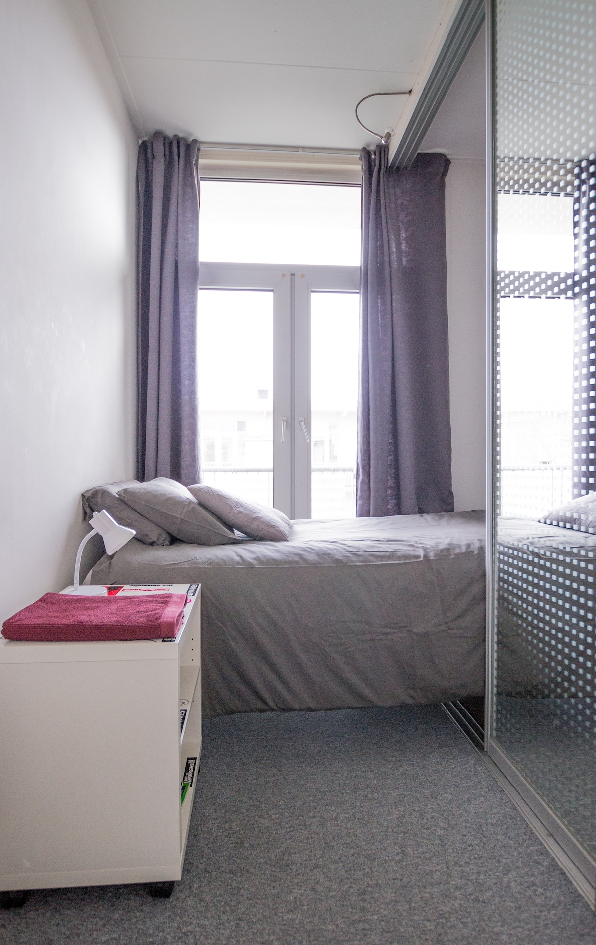 Cozy Room for Solo Travellers