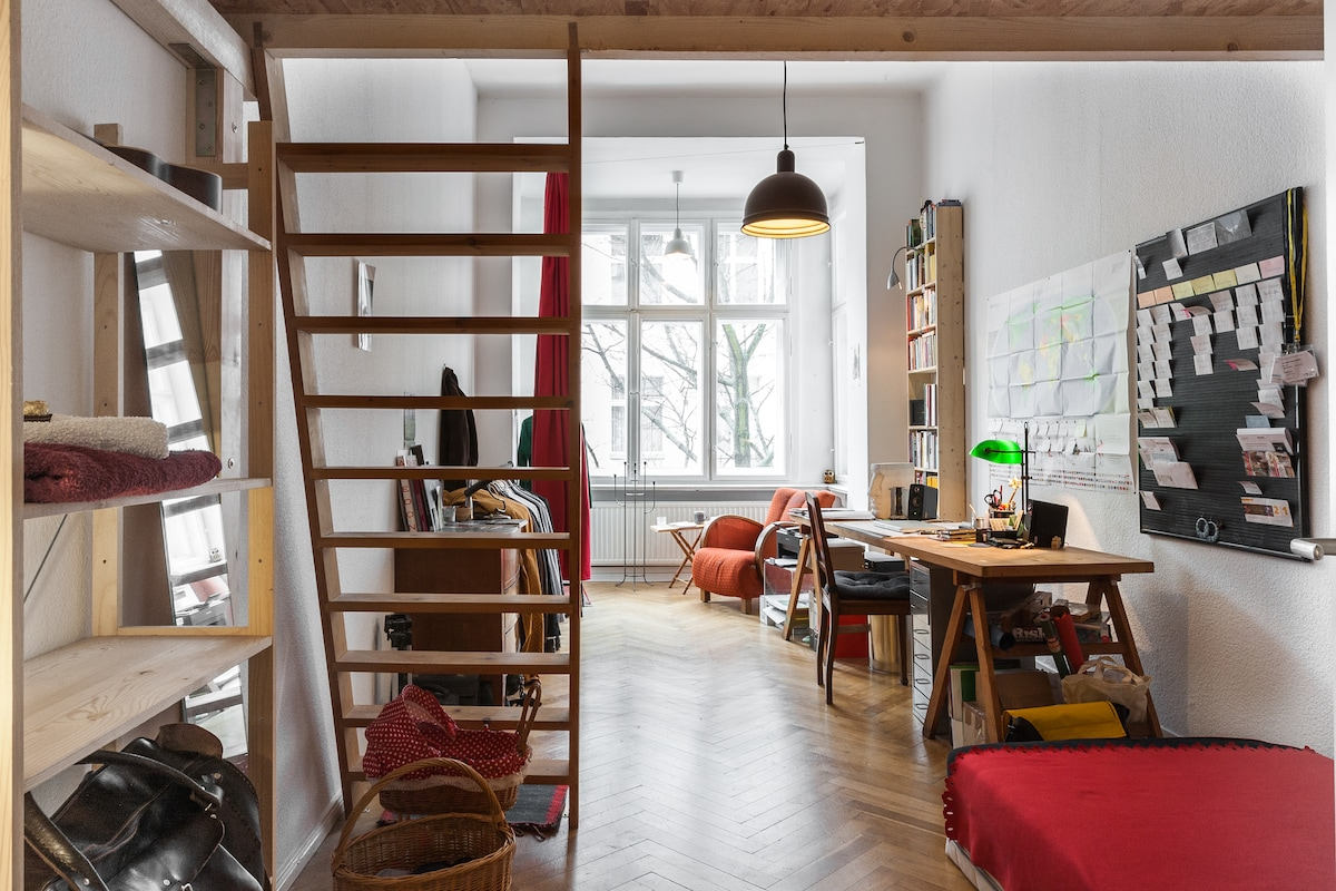 Stylish Room in Central Berlin