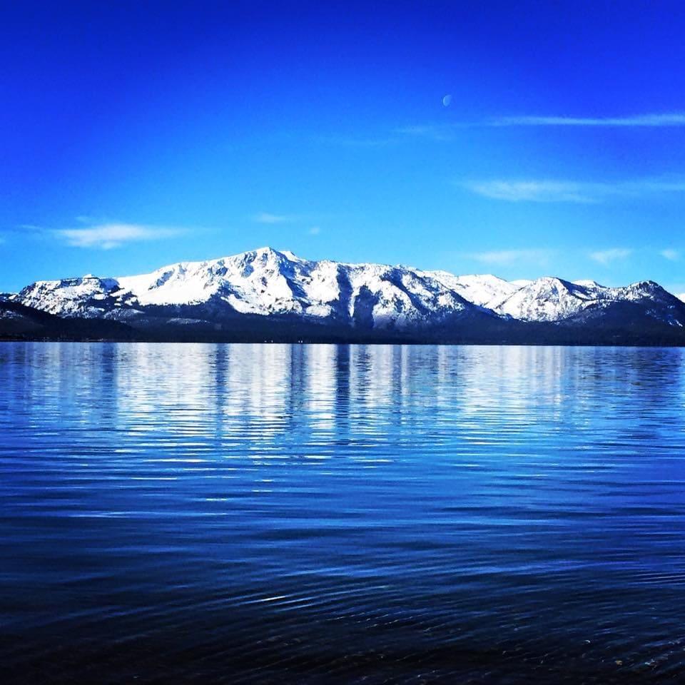 Lake Tahoe Summers Rock in NV!